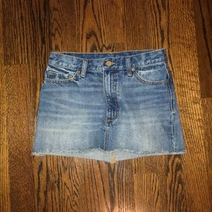 Free people size 0 skirt